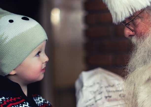 Santa Letter to Boy