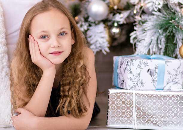Santa Letter to Girl